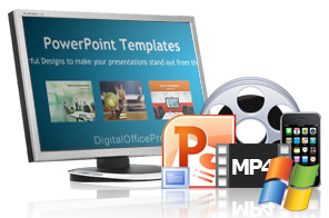 PowerPoint to Video: Convert PowerPoint, PPT to Video Converter