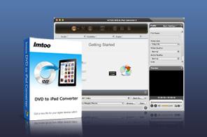 ImTOO DVD to iPad Converter for Mac