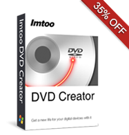 35% OFF for DVD Creator