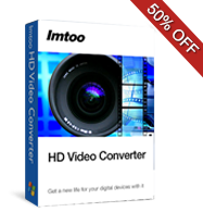 50% OFF for HD Video Converter