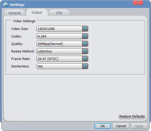 Create Blu-ray ISO