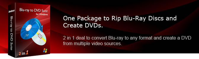 Blu-ray to DVD Suite