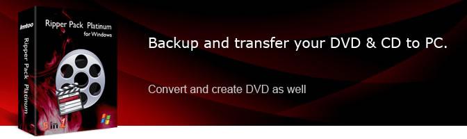 DVD Pack Platinum